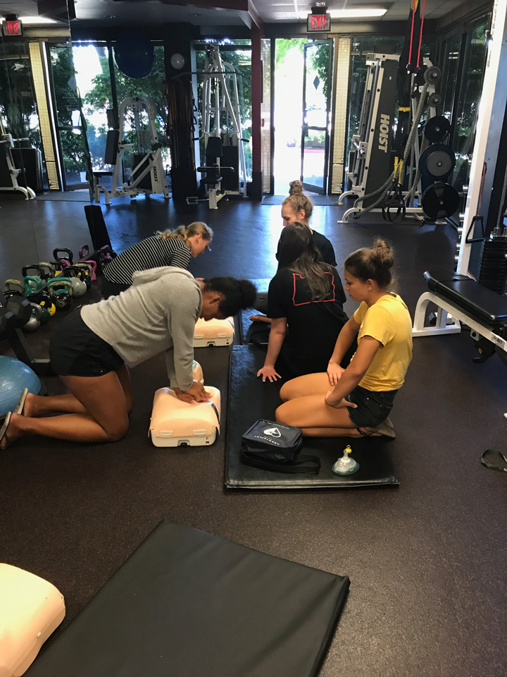 Gallery Portland Cpr Certifications