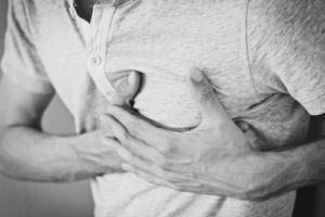 heart attack or cardiac arrest
